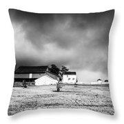 Gettysburg Battlefield 2779b Throw Pillow