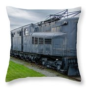 Gg1 4800   7d02537 Throw Pillow
