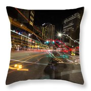 Ghost Of A Chance Throw Pillow