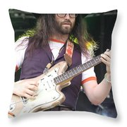 Ghost Of A Saber Tooth Tiger - Sean Lennon Throw Pillow