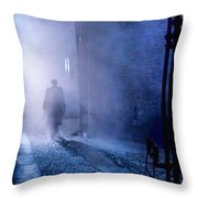 Ghost Of Love Throw Pillow