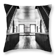 Ghostly Love Affair Throw Pillow