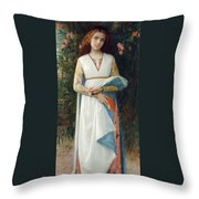 Giacomina Throw Pillow