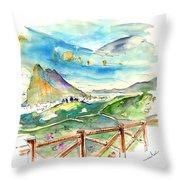 Gibraltar 02 Throw Pillow