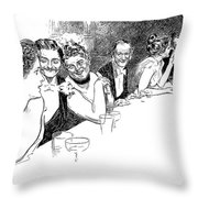 Gibson: American Colony Throw Pillow