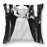 Gibson: Indian Summer, 1899 Throw Pillow