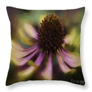 Giddy Girl  Throw Pillow