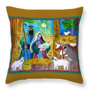 Gift Of God Throw Pillow