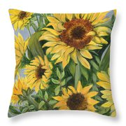 Gift Of Love And Gratitude Throw Pillow