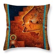 Gifts Of The Spirit Throw Pillow