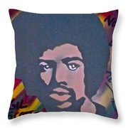 Gil Scott-heron 2 Throw Pillow