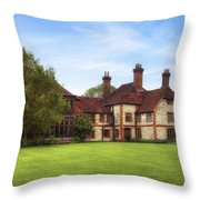 Gilbert White's House Throw Pillow