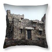Gillette Castle Throw Pillow