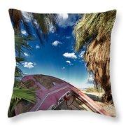 Gilligans Island Throw Pillow