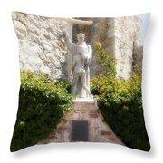Giovanni Da Capistrano Throw Pillow
