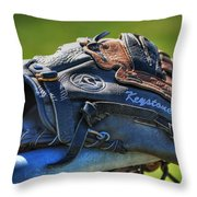 Give Me A Hand And I'll Give You Some Play Throw Pillow