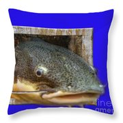 Give Me A Hug Throw Pillow