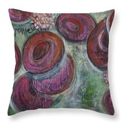 Give Me Love Rbc Throw Pillow