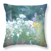 Giverny North Number Two Throw Pillow
