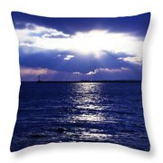 Giving Hope Throw Pillow