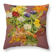 Giving Love Throw Pillow