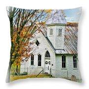 Glady Presbyterian 2 Throw Pillow