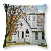 Glady Presbyterian Throw Pillow