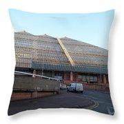 Glasgow Mall Throw Pillow