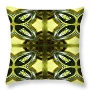 Glass Art 01 Throw Pillow
