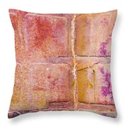 Glass Crossings 2 Throw Pillow