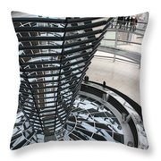 Glass Cupola - Berlin Throw Pillow