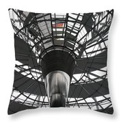 Glass Cupola - Reichstagsbuilding Berlin Throw Pillow