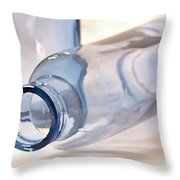 Glass Objects 3 Throw Pillow