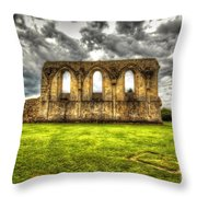Glastonbury Throw Pillow