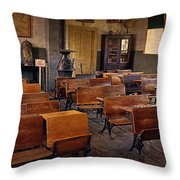 Gleichen School 1888 Throw Pillow