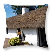 Glen Coe Town Throw Pillow