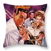 Glenn Miller Throw Pillow
