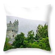 Glenveagh Throw Pillow