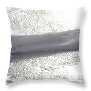 Glistening Levels Throw Pillow