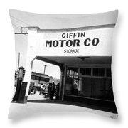 Globe Arizona Throw Pillow