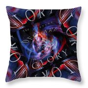 Glory 2 Throw Pillow