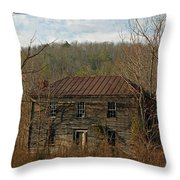 Glory Days Gone By Throw Pillow