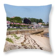 Gloucester In July Throw Pillow