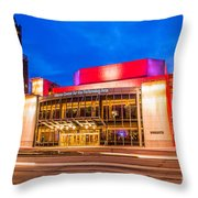 Glowing Pac Throw Pillow