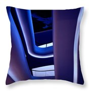 Glowing Sensuality Throw Pillow