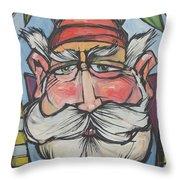 Gnome 1 Throw Pillow