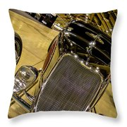 Gnrs Coupe Throw Pillow
