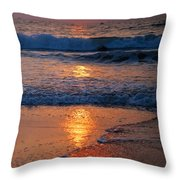 Goan Sunset. India Throw Pillow