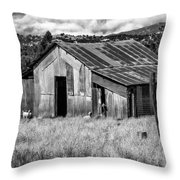 Goats Heaven Throw Pillow