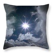 God External Throw Pillow